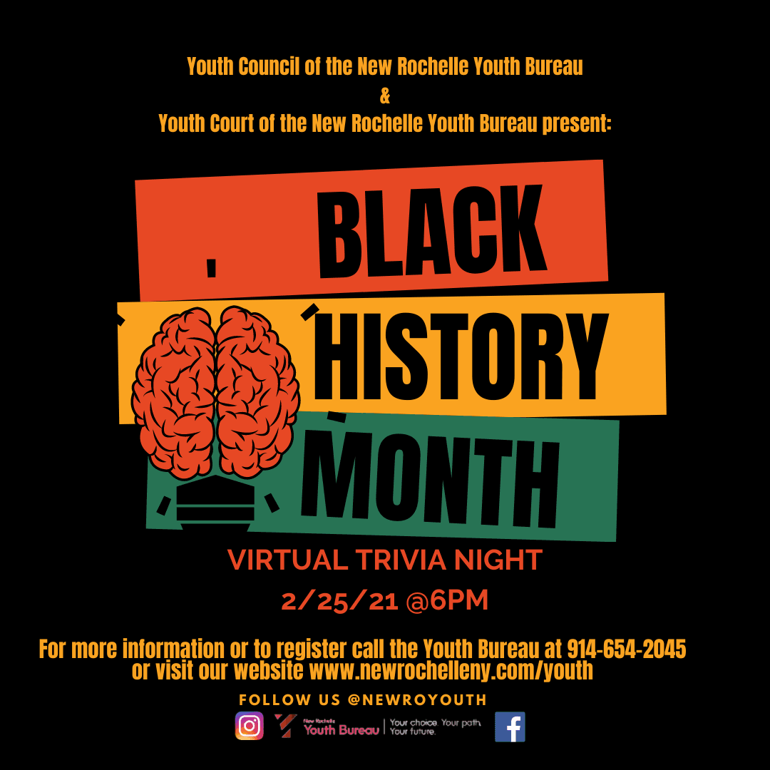 Virtual Trivia Night - Black History Month