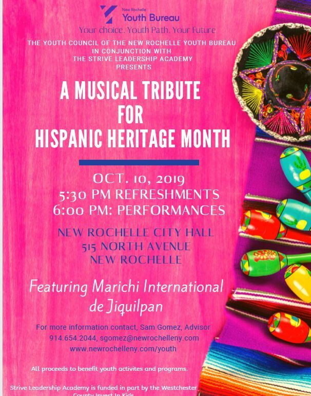 Hispanic Heritage Month Celebration 2019