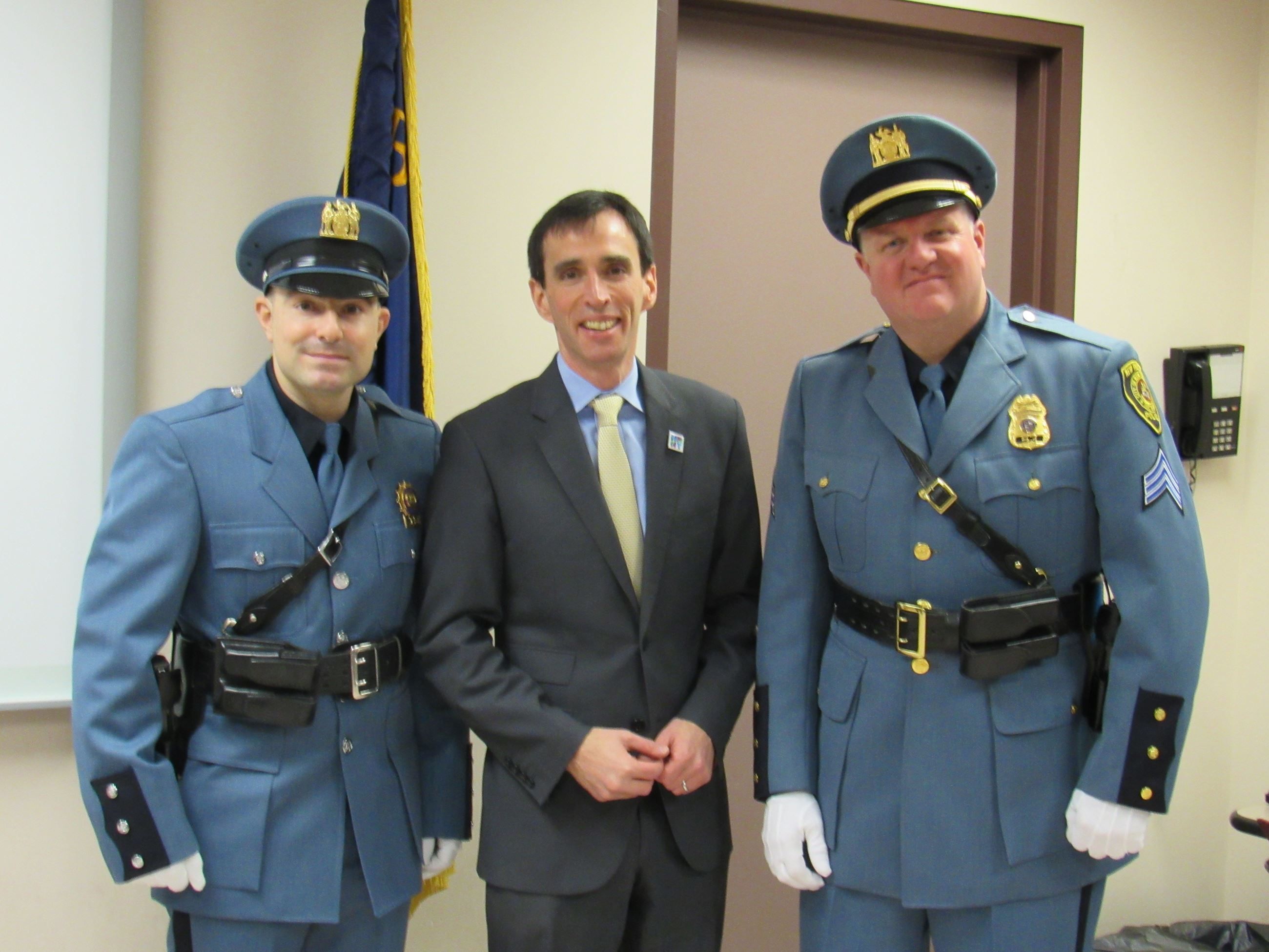 2016 Police Promotions Ceremony
